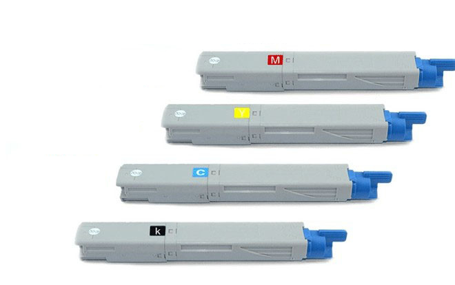Toner Oki Colores Multifuncional MC562W